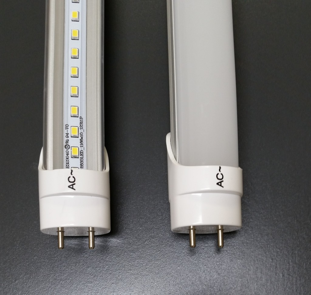 Tl Series Led Tube Lights 1 Source Led1 Source Led